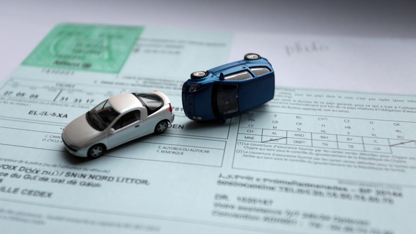 Assurance auto résiliée pour non-paiement