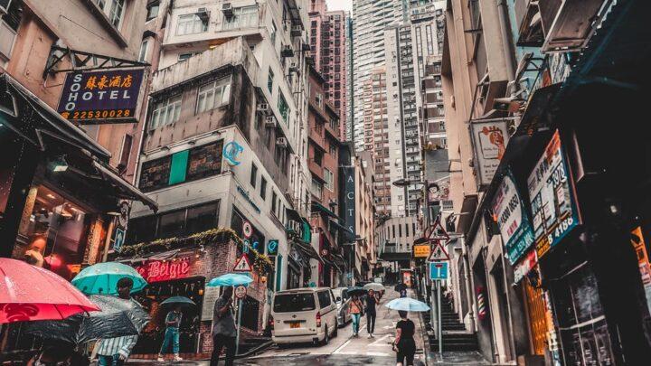 Hong Kong: le paradis chinois